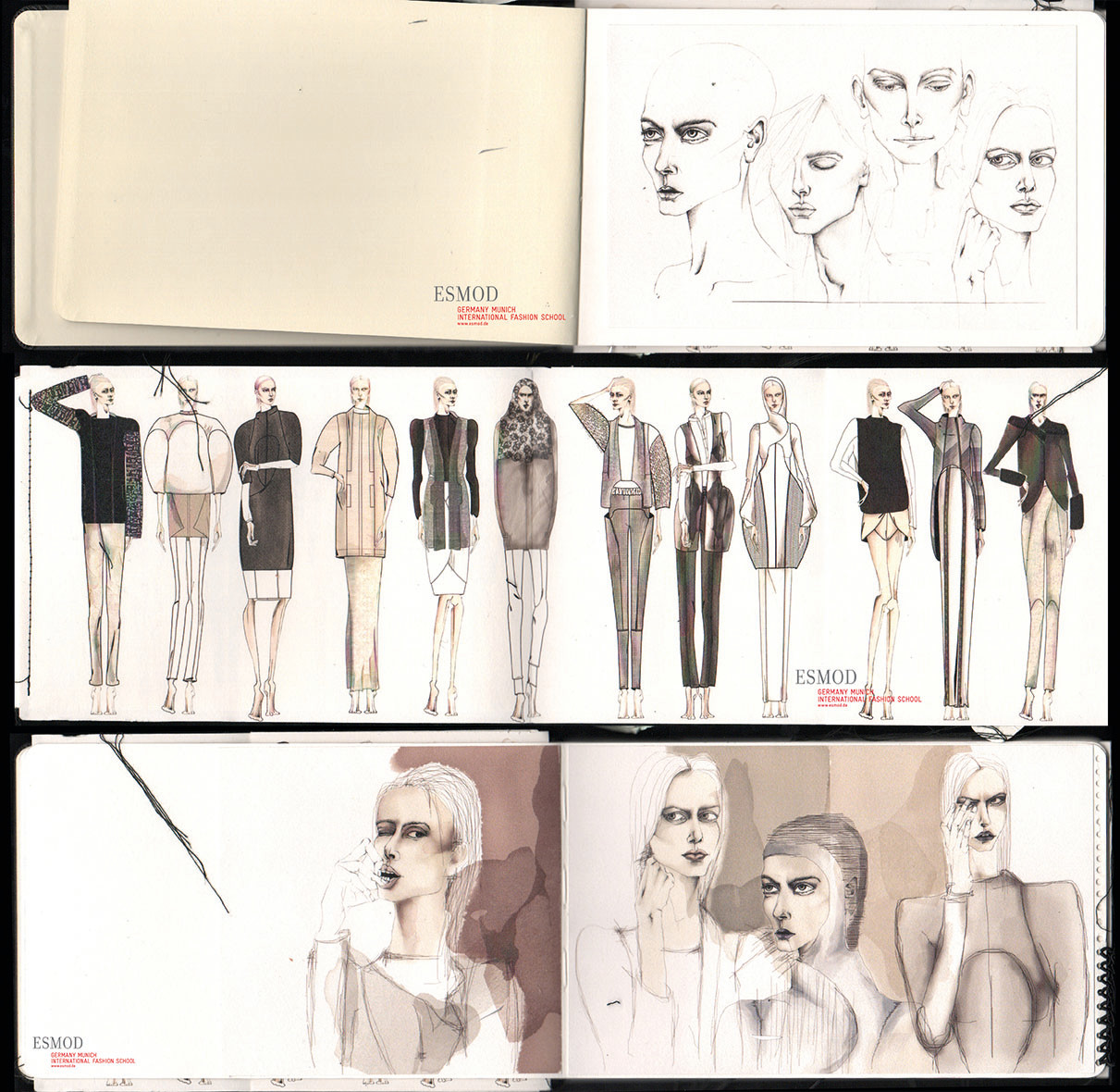 Christina Nicolaus 1 – HARSH – ESMOD Munich