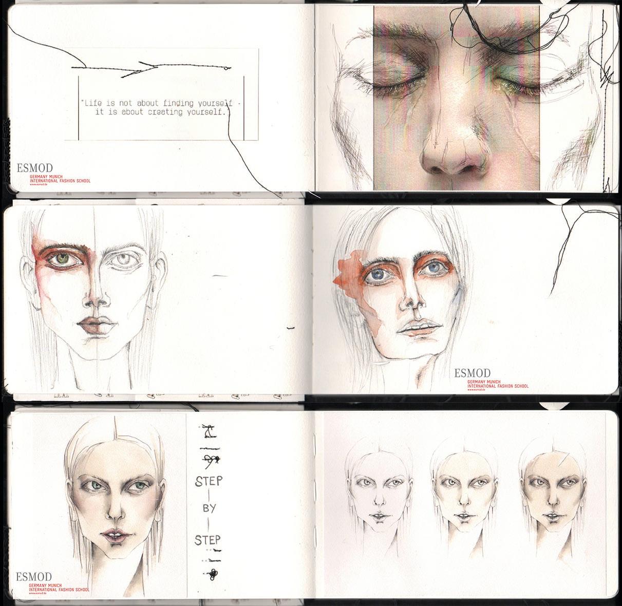 Christina Nicolaus 2 – HARSH – ESMOD Munich