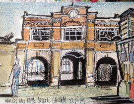 Market and Royal Arsenal Gateway