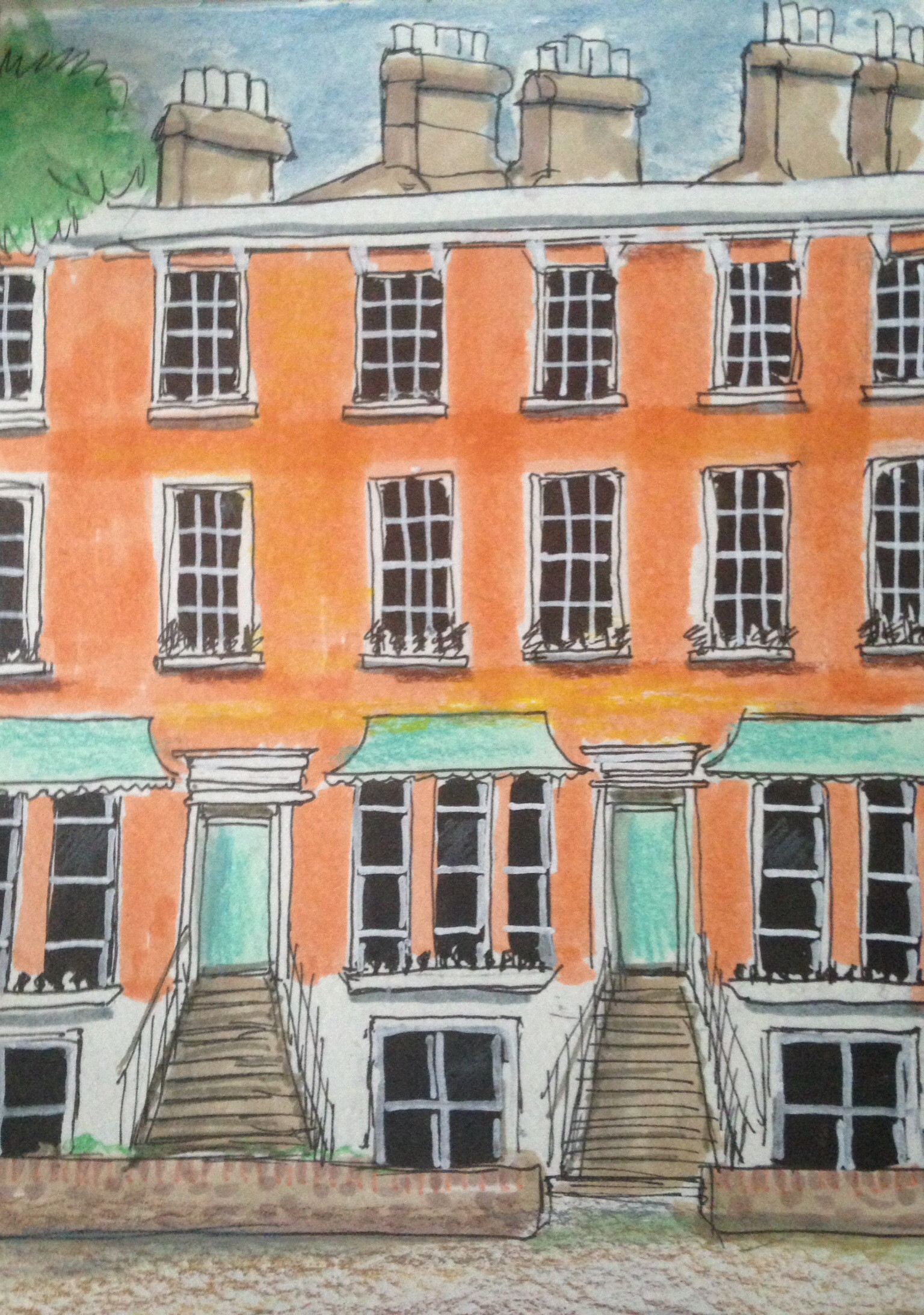 Clifton Terrace Peckham