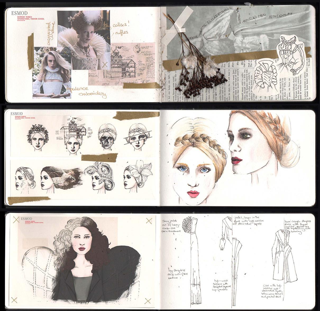 Sarah Silbermann – METHOD IN MADNESS – ESMOD Munich