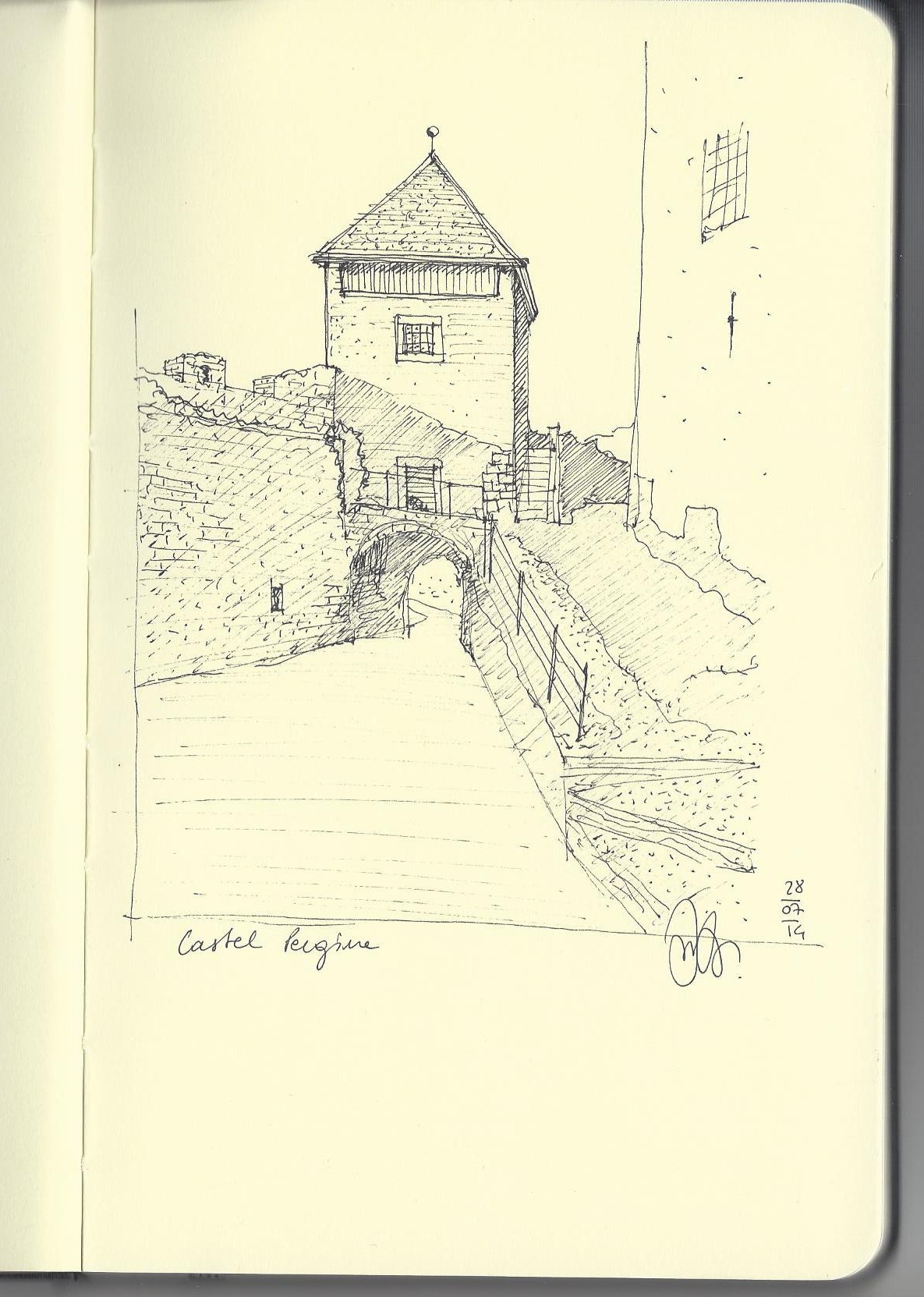 Castelpergine