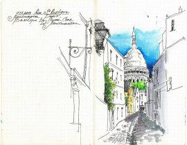 Paris, Basilique Du Sacre Coer