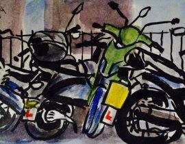 Rough bikes