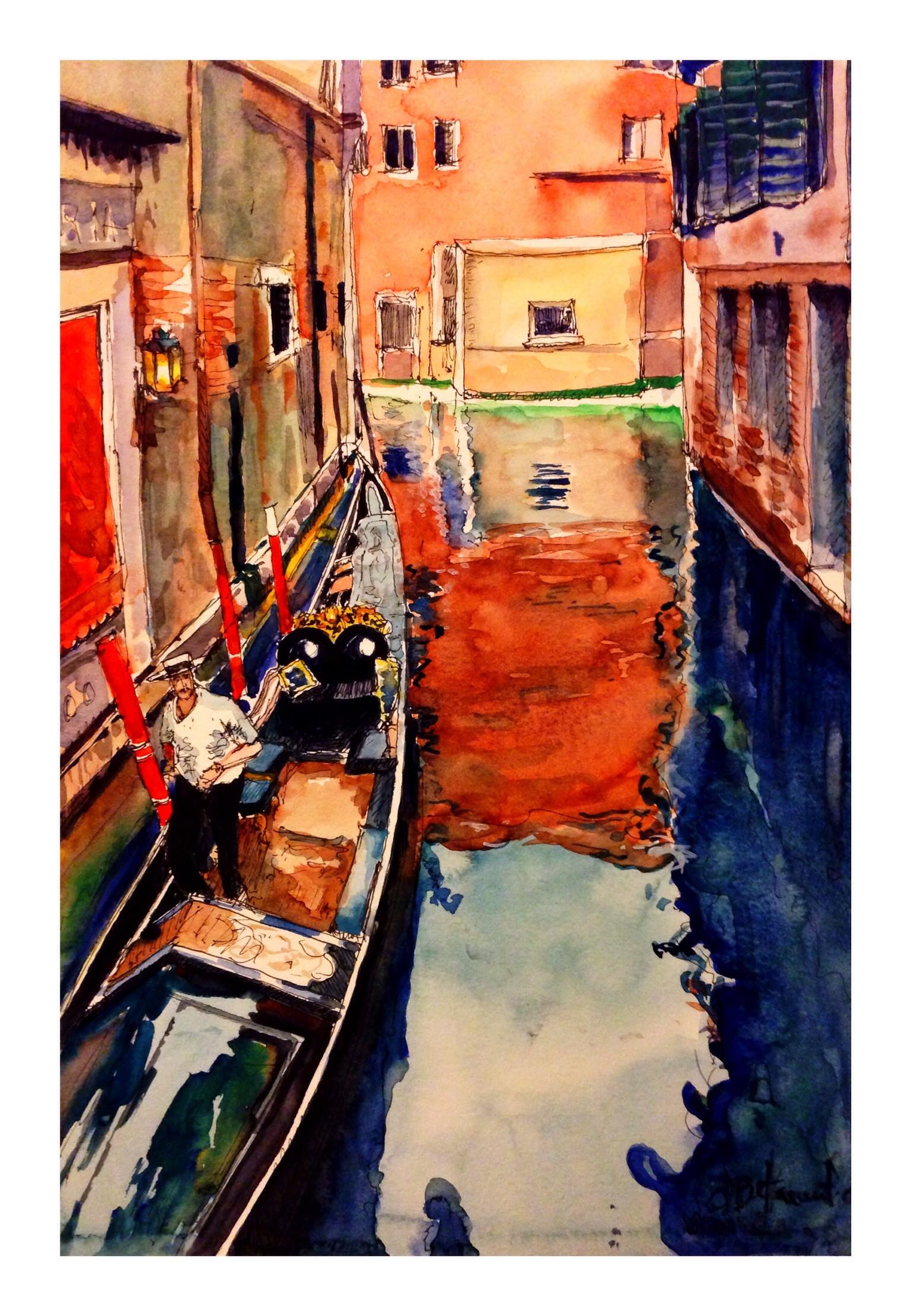 Perdido en Venecia
