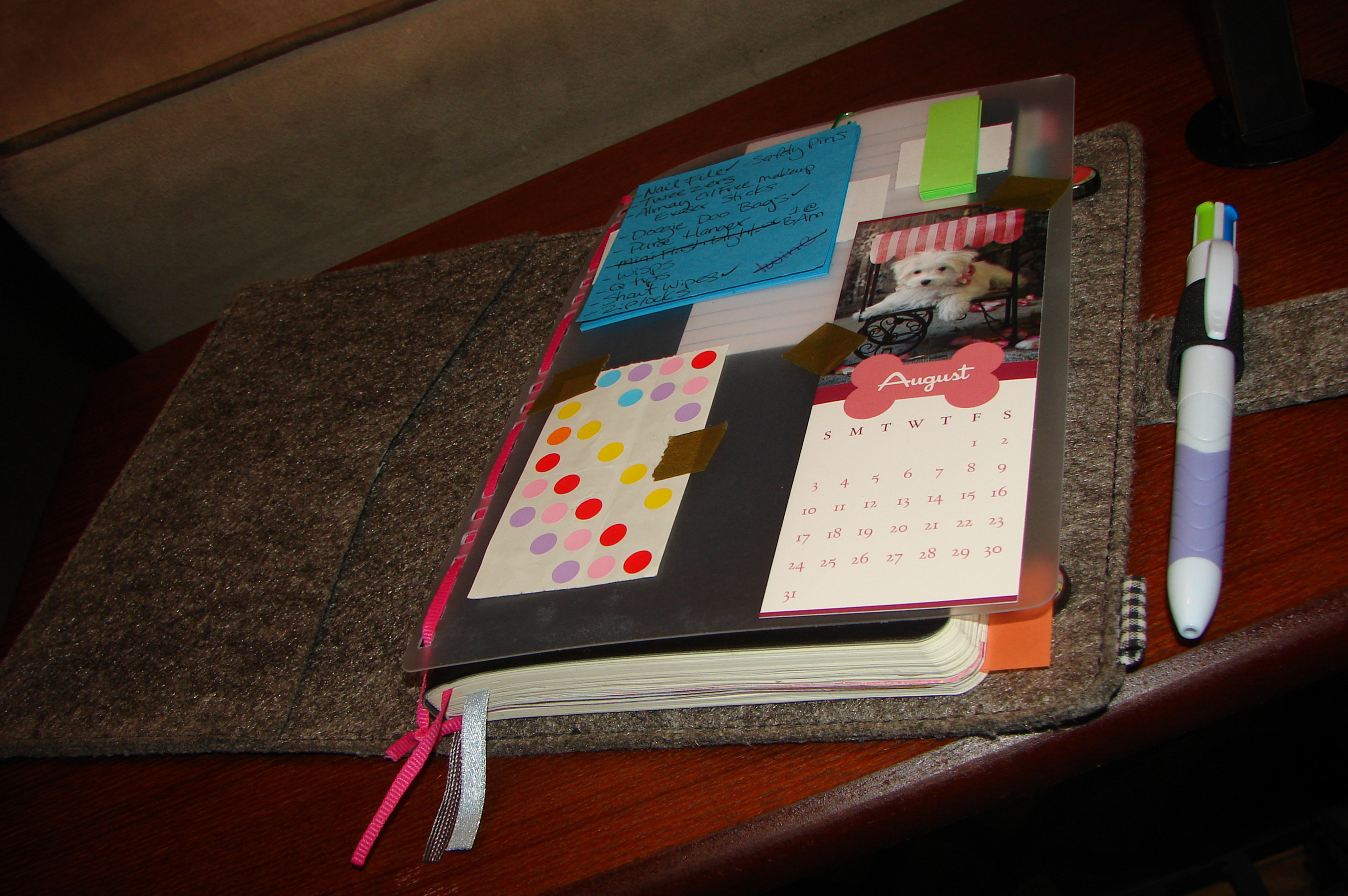 Protected Planner