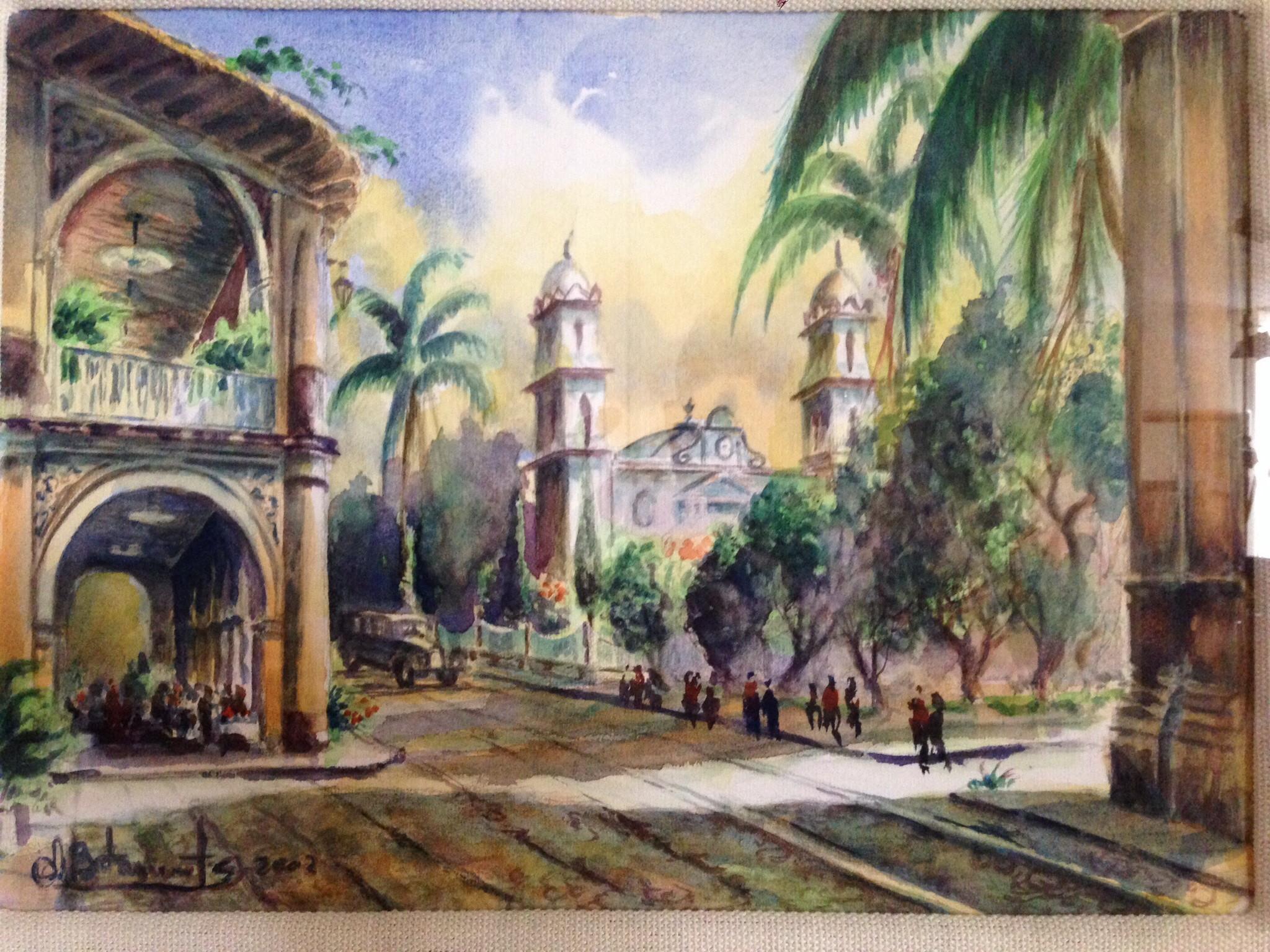 Zócalo de la Ciudad de Córdoba, Ver.