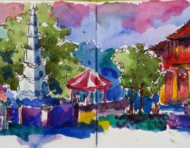 Poh Woo Toong Temple