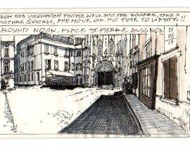 Avignon, Place St.-Pierre