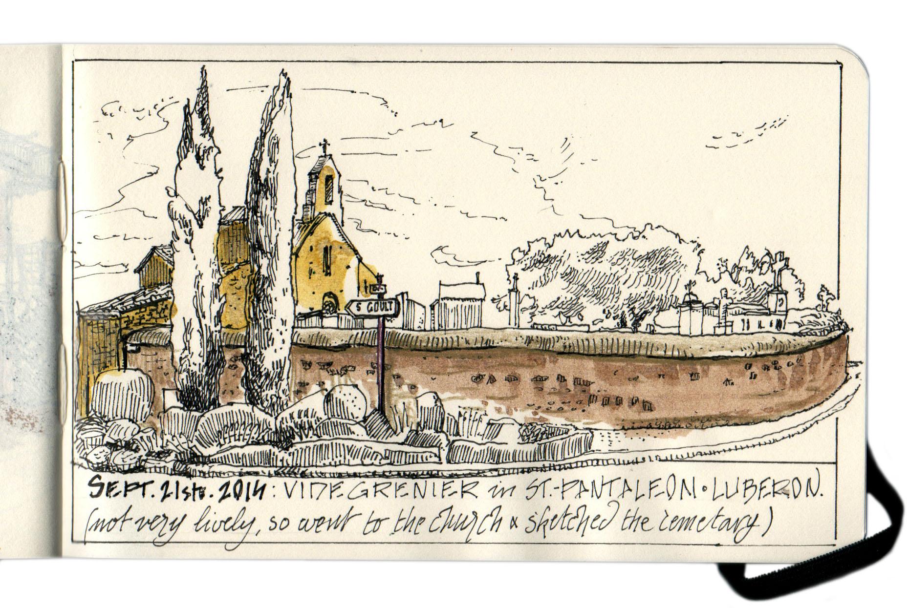 Vide grenier in saint pantaleon provence mymoleskine community - Vide grenier salon de provence ...