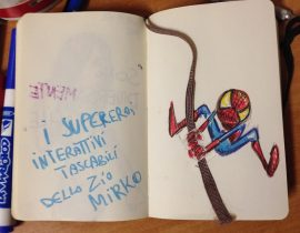 Pocket Spiderman