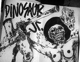 Banda desenhada Dinosaur Jr