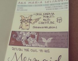The Mermaid's Owl