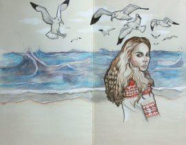 'Where the Sea Meets the Shore'