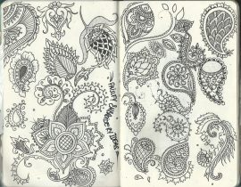 Paisley Embroidery Inspiration