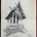Wat Pah Ouak Temple