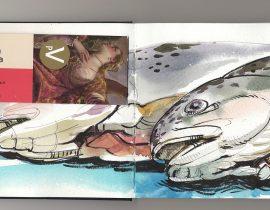 Moleskine #7 Page 2