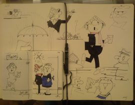 Andy Capp collection