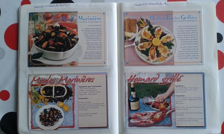 Cahier de Recettes de Cuisine