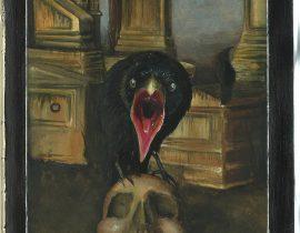 Les corbeaux du Père-Lachaise