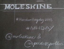 #handwritingday