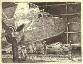 Dayton aviation museum, Ohio