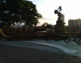 Taipei Riverside Cycling