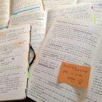 handwriting peep's on me