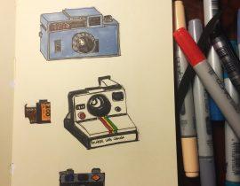 My lovely retro Cameras