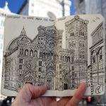 Cattedrale di Santa Maria del Fiore Live Sketch