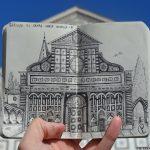 Basilica di Santa Maria Novella Live Sketch