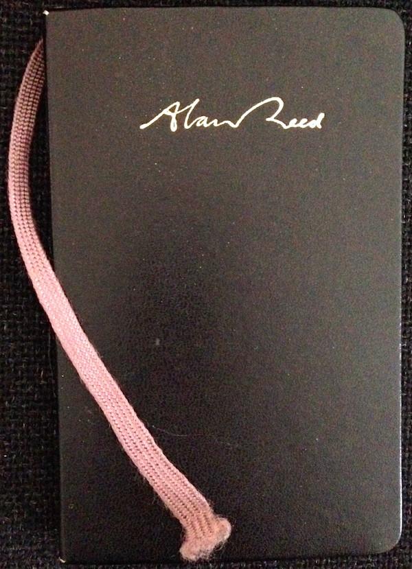 Alan Reed Logo