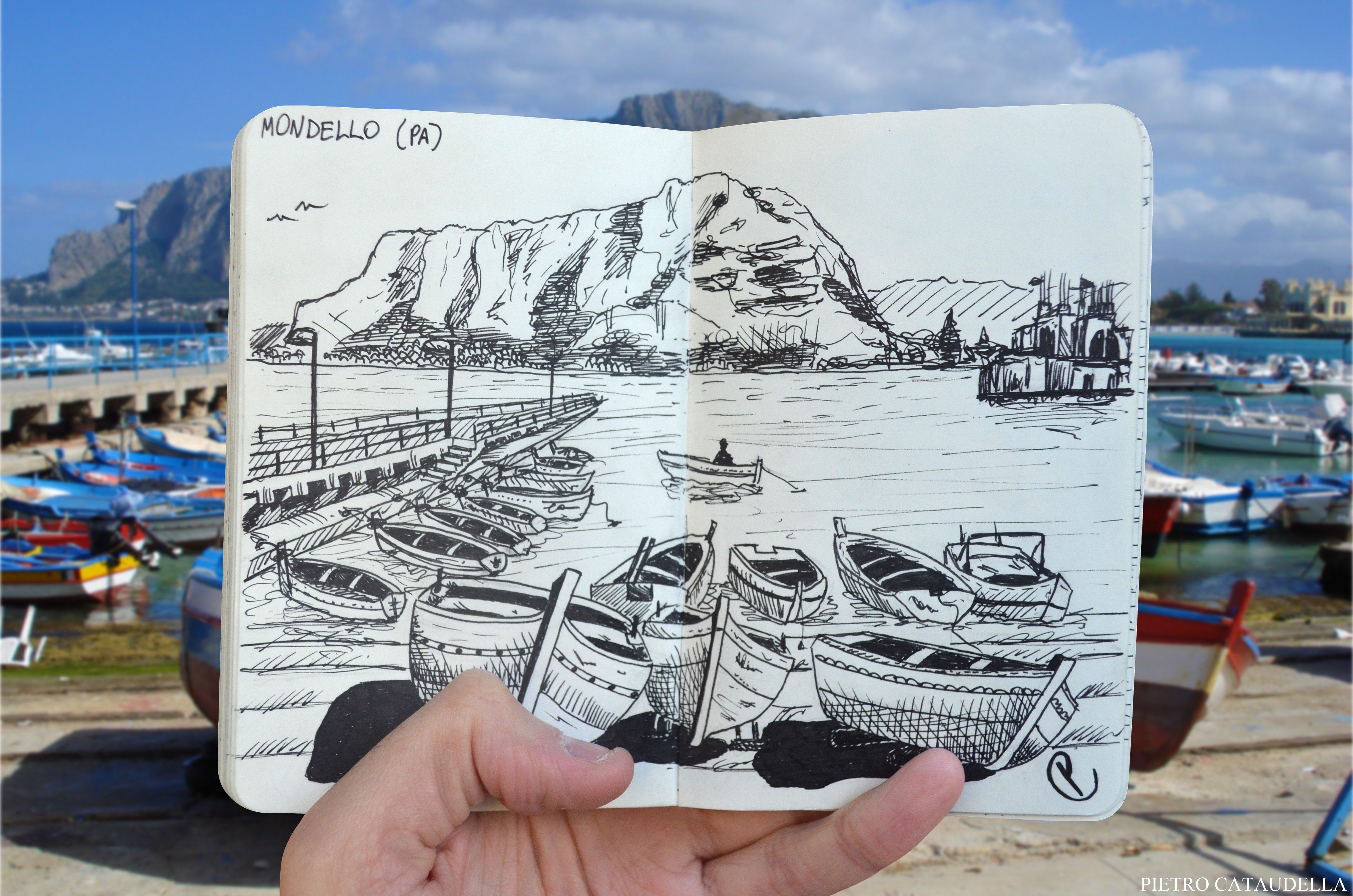 Mondello Live Sketch