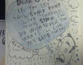 Unbroken Sump Pump