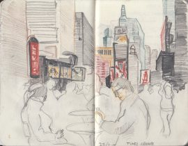 New York – Studies in the life and habits of Homo Smartphonicus