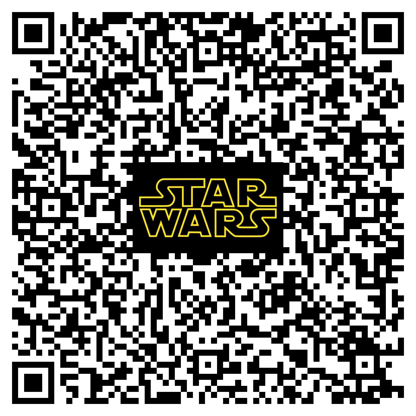 STAR WARS – Universal language