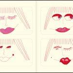 4 red girls