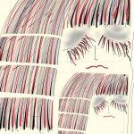 eyelash girl