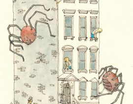 The Brownstone Spiders