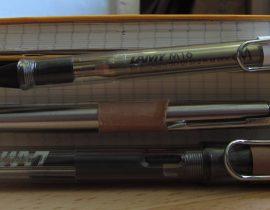 Make a Penholder for your Moleskine!