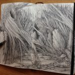 Forest doodle…
