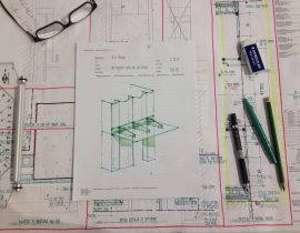 structural glass box design