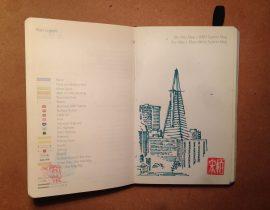San Francisco City Notebook