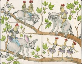 Celebrity of the Tree