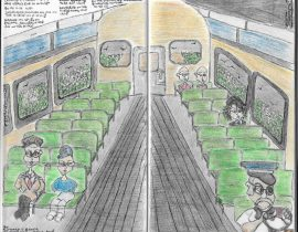 Bus to Midnight City