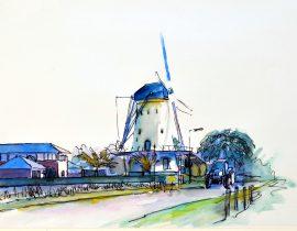 Windmill Kloetinge