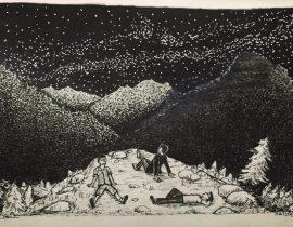 Himachali Night- Malana