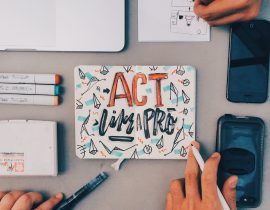 Act Like A Pro