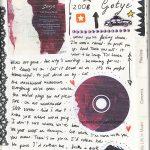 Moleskine Music Journal #1 //Gotye