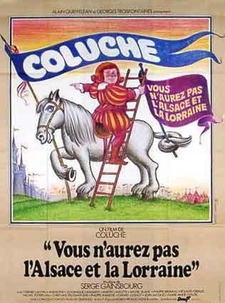 Vous n'aurez pas l'Alsace et la Loraine